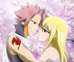 Fairy Tail NaLu by SabZac