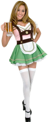 St Patricks Girl Render by BrittainDesigns