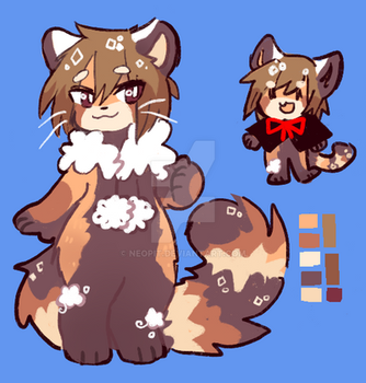 red panda OTA [closed] by neopit