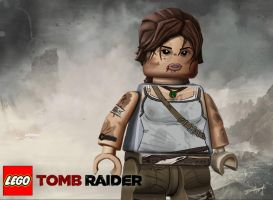 Lego Hypothetical: Tomb Raider by Either-Art