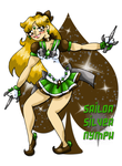 SSS: Sailor Silver Nymph by caleigh