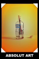 Absolut Art by chain