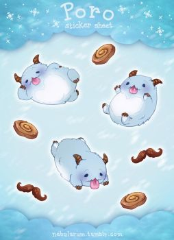 LoL | Poros Poros Poros by nebularum