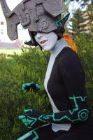 Midna's Glance by Art-people