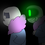 Free Reflection and ttoba Sans Roleplay by cjc728