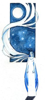 The Snow Queen (WIP) by Galhad