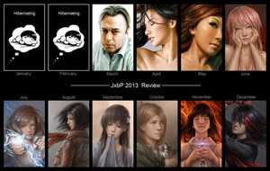 2013 Review by JxbP