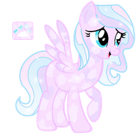 Crystal Pony Adoptable Auction SOLD by MonkFishyAdopts