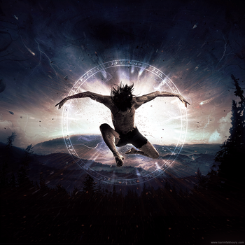 Animus - CD Cover by KarimFakhoury