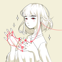 red string of fate by batsu-nozuchi