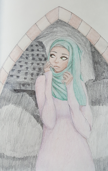 Syrian Refugee by TheBookishWitch