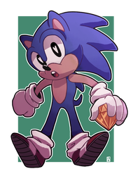 supersonic fast boy by aaralia
