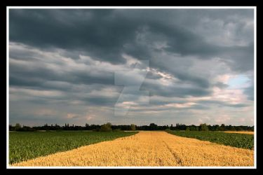 Land and Sky by DreamPhotoFactory