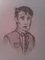 11th Doctor by spiritofthebeast