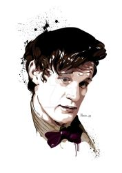 The Eleventh Doctor Who by hansbrown-77