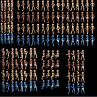 Fallen Evolution Sprite Sheet by Fallen-Evolution