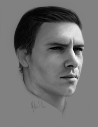 Harry Lloyd by Lasse17