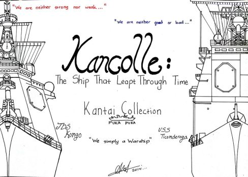 KanColle - The Ship That Leapt Through Time Cover by HummerH3