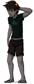 Shirt by Night-of-Void