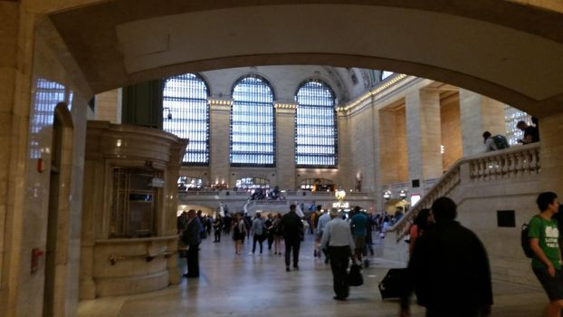 Grand central station by jkseraphim