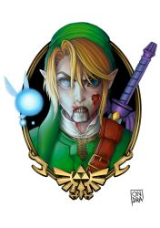 Zombie Link by Ondraede