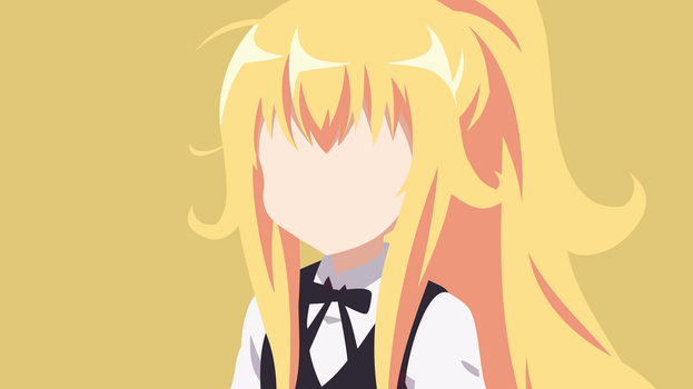 Gabriel Tanema White (Gabriel DropOut) by MinimalistKnight
