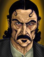 AL SWEARENGEN by creepshow314