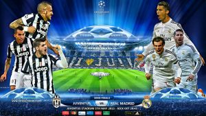 JUVENTUS - REAL MADRID CHAMPIONS LEAGUE SEMI-FINAL by jafarjeef