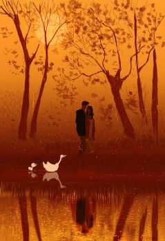 Fall in Fall. by PascalCampion