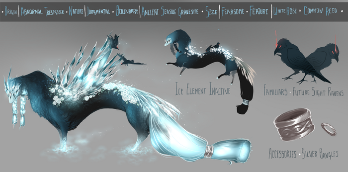 [TWWM // guest artist auction - CLOSED] by flaw