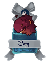 December 9 - Cozy JR (teaser Chibi) by Thalliumfire