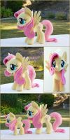 Fluttershy 2013 by thurinus