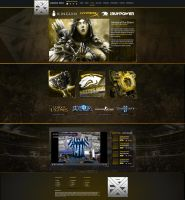 FEROX.PRO - ESPORTS DESIGN - SOLD - by BlackzDesignz