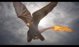Live Action Pokemon -Charizard by z3292802