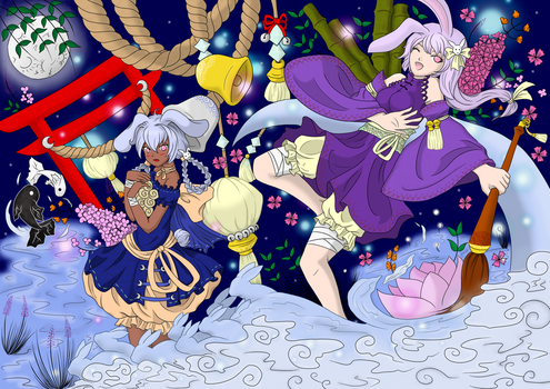February Coloring Contest by AbnormalChemistry