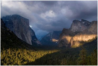 Yosemite Valley 2608 by hfpierson