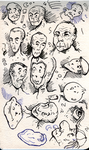 Sketchbook  people 2 by MJBivouac