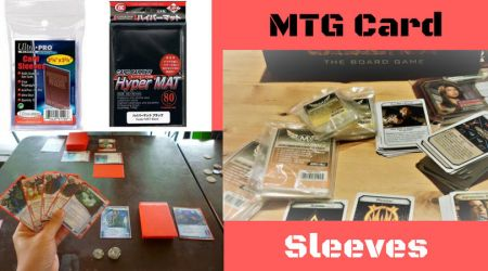 Top Card Sleeves: Protective Sleeves For Sport by Mygamecard