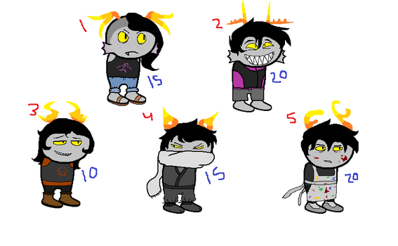 [3/5Open]Troll Adopts by timeblitz