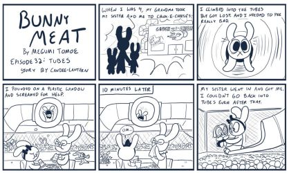Bunny Meat 32 - Tubes by RomanJones
