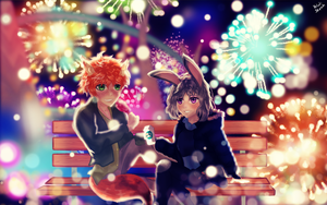 Happy New Years Zootopia Thing by MelodiSketch