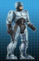 Robocop by MR-CRICKETS