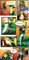 COM  -Midna x Link part 1- by NovaSword