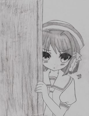 Little Hatsumi by Xinrus