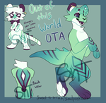 Out of this World OTA [CLOSED] by Sweet-n-treat