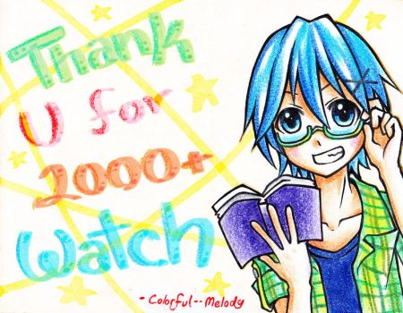Thanx and giveaway winner~ by Colorful--Melody