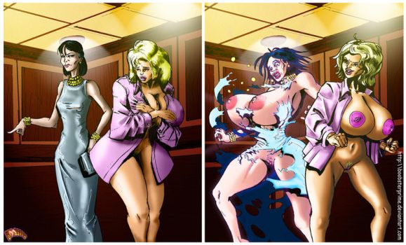 The Bimbo Effect: High Society by BoobsterPrime