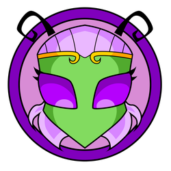 C: Invader Lily Insignia by Aileen-Rose