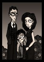 Family Portrait by halley42
