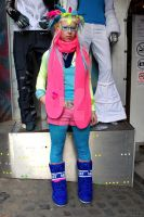 London Street Fashion: 003 by invisible-deity